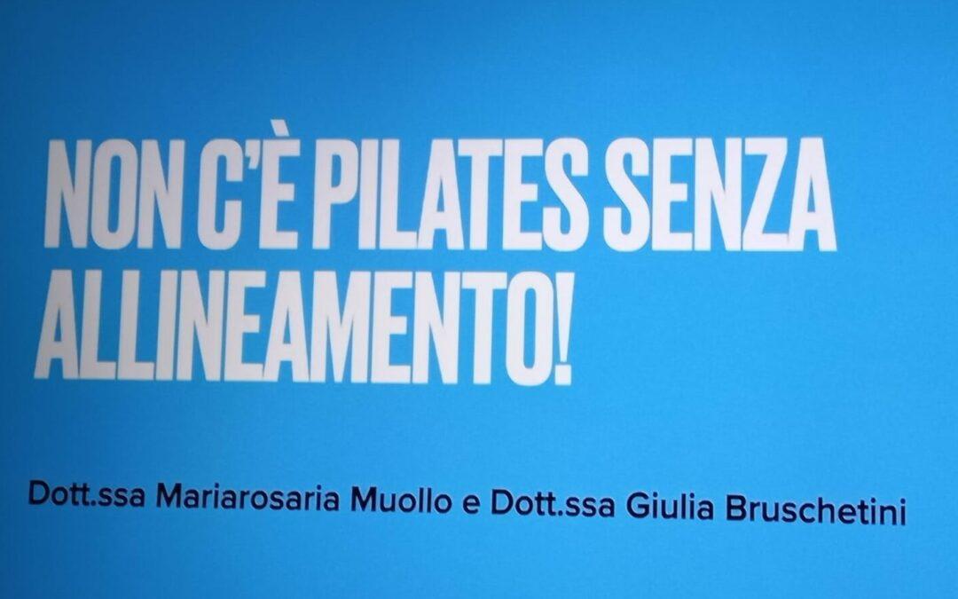 ESTRATTO VIDEO SEMINARIO PILATES 24.03.21