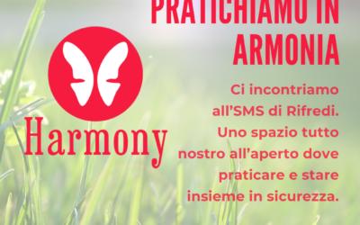 PRATICARE IN ARMONIA – SABATO 8 MAGGIO